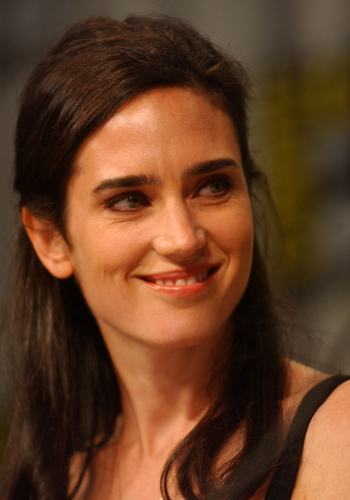 Jennifer Connelly at Comic Con