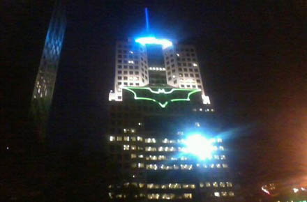 The Dark Knight Rises in Pittsburgh… Wait, Why Pittsburgh?