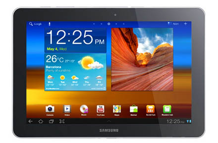 My Christmas List: Samsung Galaxy Tab 10.1