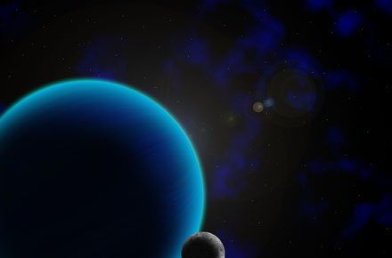 Alien Planet 700 Found
