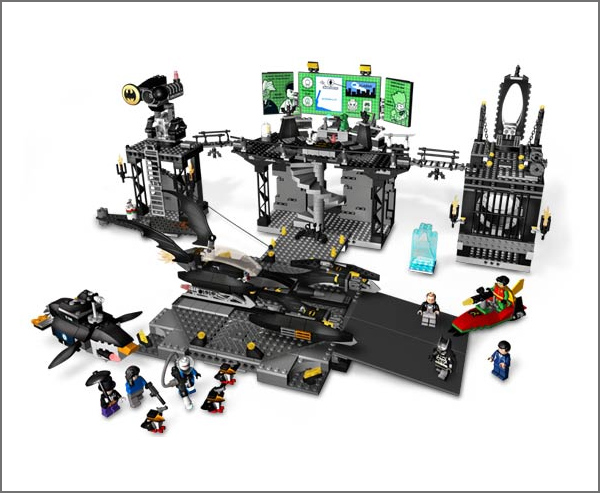 Lego Batman Bat Cave