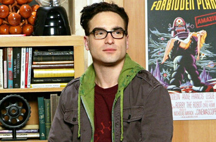 Golden Globe Nomination for The Big Bang Theory's Johnny Galecki