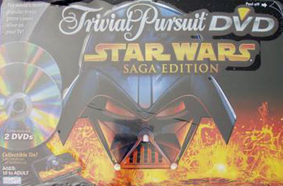 Star Wars Trivial Pursuit Saga Edition