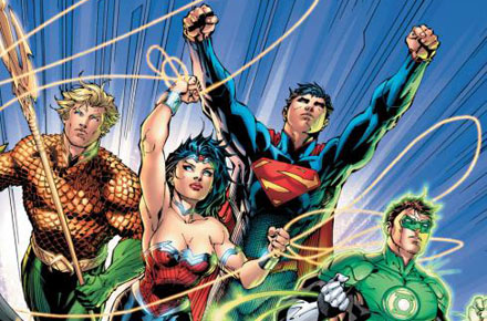 A Look at the DC Relaunch