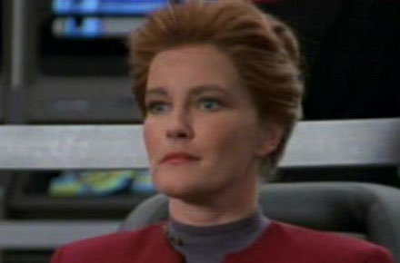 Women of Sci-Fi: Kate Mulgrew