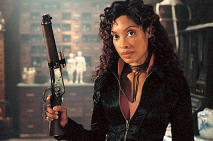 Women of Sci-Fi: Gina Torres