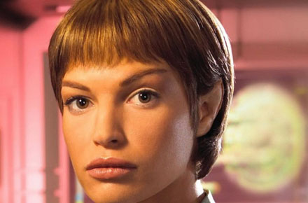 Women of Sci-Fi: Jolene Blalock