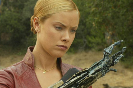 Women of Sci-Fi: Kristanna Loken