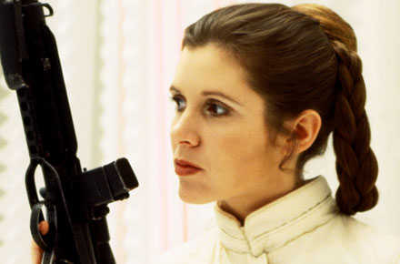 Women of Sci-Fi: Carrie Fisher