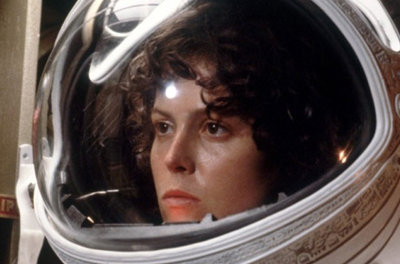 Women of Sci-Fi: Sigourney Weaver