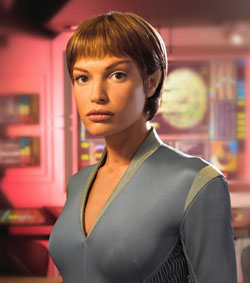 Star Trek Sub Commander T'Pol