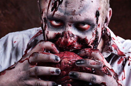 Top 10 Ways Glasses (Might) Help You Survive a Zombie Outbreak