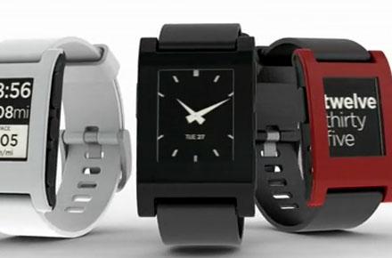 Pebble Watch Sells Out - Kickstarter's Big Success
